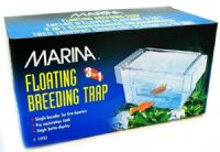 Marina 3 in 1 Floating Fish Hatchery Breeding Raising Community Aquarium Tank